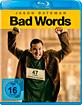 Bad Words (2013) Blu-ray