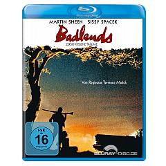 Badlands - Zerschossene Träume Blu-ray