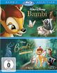 Bambi 1&2 (Doppelset) Blu-ray