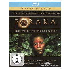 Baraka - Eine Welt jenseits der Worte (Erstauflage) Blu-ray