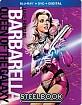 Barbarella - Steelbook (Blu-ray + DVD + UV Copy) (US Import ohne dt. Ton) Blu-ray