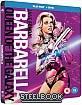 Barbarella - Zavvi Exclusive Steelbook (Blu-ray + DVD) (UK Import ohne dt. Ton) Blu-ray