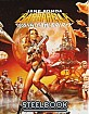 Barbarella - Zoom Exclusive Full Slip Steelbook (UK Import ohne dt. Ton) Blu-ray