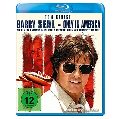 Barry Seal - Only in America (Blu-ray + UV Copy) Blu-ray