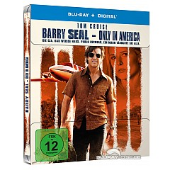 Barry Seal - Only in America (Limited Steelbook Edition) (Blu-ray + UV Copy) Blu-ray