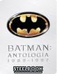 Batman Antologià: 1989 - 1997 - Steelbook (ES Import) Blu-ray