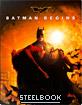Batman Begins - Limited Edition Steelbook (FR Import) Blu-ray