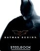 Batman Begins - Steelbook (JP Import ohne dt. Ton) Blu-ray