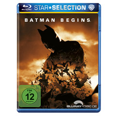Batman Begins Blu-ray