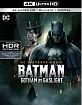 Batman: Gotham by Gaslight 4K (4K UHD + Blu-ray + UV Copy) (US Import ohne dt. Ton) Blu-ray
