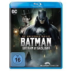 Batman: Gotham by Gaslight (Blu-ray + UV Copy) Blu-ray