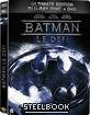 Batman: Le Defi - Ultimate Edition Steelbook (Blu-ray + DVD) (FR Import) Blu-ray