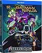 Batman Ninja (2018) - Steelbook (FR Import ohne dt. Ton) Blu-ray