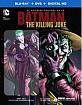 Batman: The Killing Joke - Deluxe Edition (Blu-ray + DVD + UV Copy + Joker Figure) (US Import ohne dt. Ton) Blu-ray