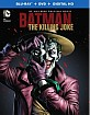 Batman: The Killing Joke (Blu-ray + DVD + UV Copy) (US Import ohne dt. Ton) Blu-ray