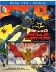 Batman Unlimited: Animal Instincts - Exclusive Figure Set (Blu-ray + DVD + UV Copy) (US Import ohne dt. Ton) Blu-ray