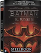 Batman & Robin - Ultimate Steelbook Edition (Blu-ray + DVD) (FR Import) Blu-ray
