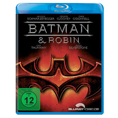 Batman & Robin Blu-ray