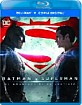 Batman V Superman: El Amanecer De La Justicia (Blu-ray + Digital Copy) (ES Import ohne dt. Ton) Blu-ray