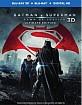 Batman v Superman: Dawn of Justice (2016) 3D (Blu-ray 3D + 2 Blu-ray + DVD + UV Copy) (US Import ohne dt. Ton) Blu-ray