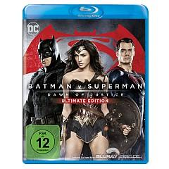 Batman v Superman: Dawn of Justice (2016) - Kinofassung und Director's Cut (Blu-ray + UV Copy) Blu-ray