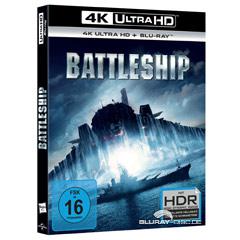 Battleship (2012) 4K (4K UHD + Blu-ray) Blu-ray