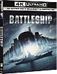Battleship (2012) 4K (4K UHD + Blu-ray + UV Copy) (UK Import) Blu-ray