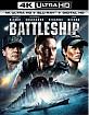 Battleship (2012) 4K (4K UHD + Blu-ray + UV Copy) (US Import ohne dt. Ton) Blu-ray