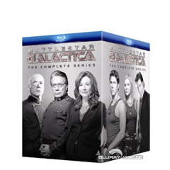 Battlestar Galactica - The Complete Series (inkl. Razor + The Plan) (US Import ohne dt. Ton) Blu-ray