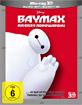 Baymax - Riesiges Robowabohu 3D (Blu-ray 3D + Blu-ray) Blu-ray
