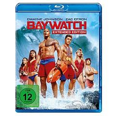 Baywatch (2017) (Kinofassung und Extended Cut) Blu-ray