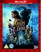 Beauty and the Beast (2017) 3D (Blu-ray 3D + Blu-ray) (UK Import ohne dt. Ton) Blu-ray