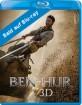 Ben-Hur (2016) 3D (Blu-ray 3D + Blu-ray) (UK Import ohne dt. Ton) Blu-ray