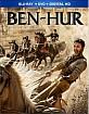 Ben-Hur (2016) (Blu-ray + DVD +UV Copy) (US Import ohne dt. Ton) Blu-ray