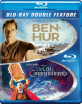 Ben Hur (1959) + The Ten Commandments (1956) (Blu-ray Double Feature) (US Import) Blu-ray