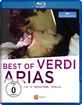 Best of Verdi: Arias Blu-ray