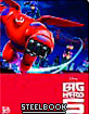 Big Hero 6 (2014) 3D - Limited Edition Steelbook (Blu-ray 3D + Blu-ray) (IT Import) Blu-ray