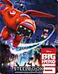 Big Hero 6 (2014) 3D - Zavvi Exclusive Limited Edition Steelbook (Blu-ray 3D + Blu-ray) (UK Import ohne dt. Ton) Blu-ray