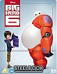 Big Hero 6 (2014) 3D - Zavvi Exclusive Limited Edition Lenticular Steelbook (Blu-ray 3D + Blu-ray) (UK Import ohne dt. Ton) Blu-ray