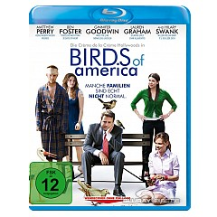 Birds of America (Neuauflage) Blu-ray