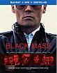 Black Mass (2015) (Blu-ray + DVD + UV Copy) (US Import ohne dt. Ton) Blu-ray