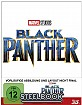 Black Panther (2018) 3D - Limited Edition Steelbook (Blu-ray 3D + Blu-ray) (CH Import) Blu-ray