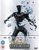 Black Panther (2018) 3D - Zavvi Exclusive Steelbook (Blu-ray 3D + Blu-ray) (UK Import) Blu-ray