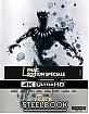 Black Panther (2018) 4K - FNAC Exclusive Steelbook (4K UHD + Blu-ray) (FR Import ohne dt. Ton) Blu-ray
