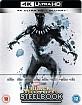 Black Panther (2018) 4K - Zavvi Exclusive Steelbook (4K UHD + Blu-ray) (UK Import) Blu-ray