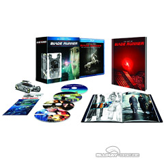 Blade Runner - 30th Anniversary Ultimate Collectors Edition (UK Import) Blu-ray