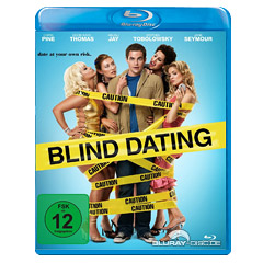 Blind Dating Blu-ray