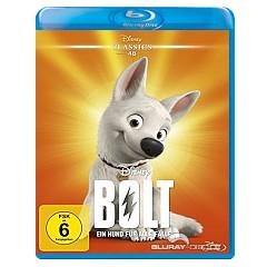 Bolt - Ein Hund für alle Fälle (Disney Classics Collection) Blu-ray