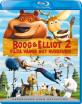 Boog & Elliot 2: Vilda vänner mot husdjuren (SE Import) Blu-ray
