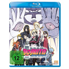 Boruto: Naruto - The Movie Blu-ray